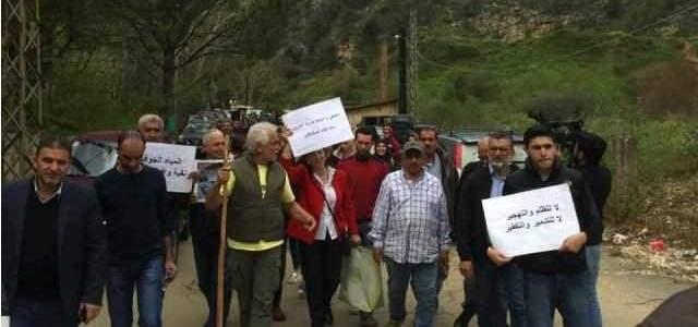 أسامة سعد: للتحرك ضد مشروع سد بسري لحماية طبيعتنا وجمالها