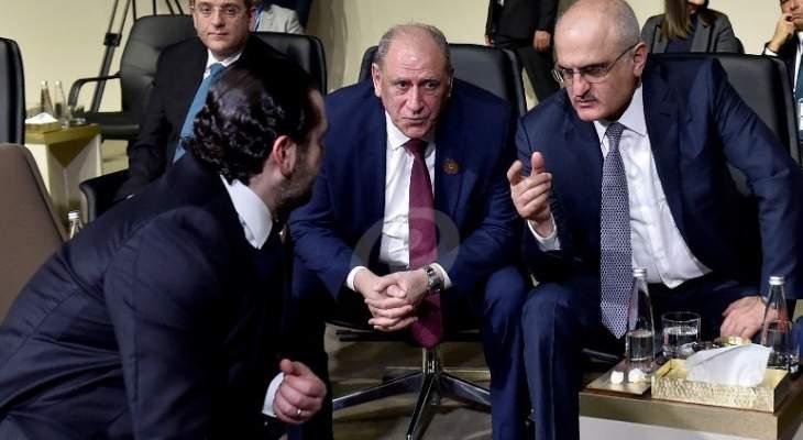 معلومات لـLBC: اجتماع مالي عُقد هذا المساء بين علي خليل والحريري