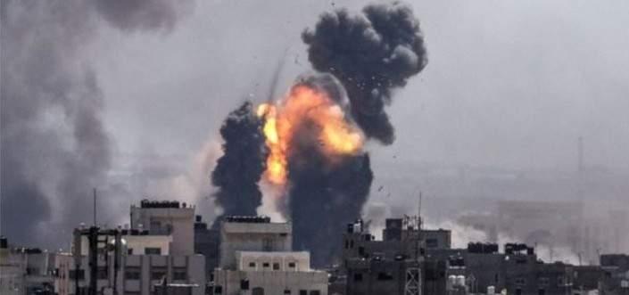 الحدث: مقتل فلسطيني بقصف سيارته في غزة