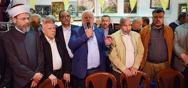 أبو العردات: نتانياهو وأميركا لن يستطيعا إجبار شعب فلسطين على القبول بصفقة القرن