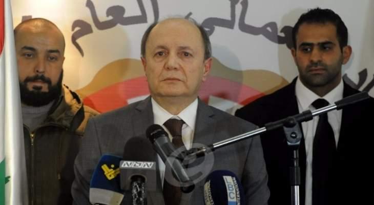 """وكيل الدفاع عن بشارة الأسمر يصف توقيفه بـ""""الإعتقال التعسفي"""""""