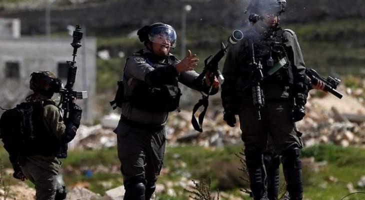 الجيش الإسرائيلي اعتقل 7 فلسطينيين في الضفة الغربية الليلة الماضية