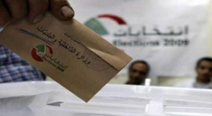 نسبة الإقتراع المتوقعة في طرابلس قبل زيارة الحريري وبعدها