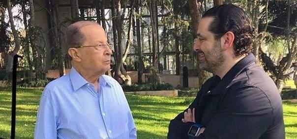 القبس: توجه لدى الرئيس عون لتدويل الأزمة في ما خص الحريري