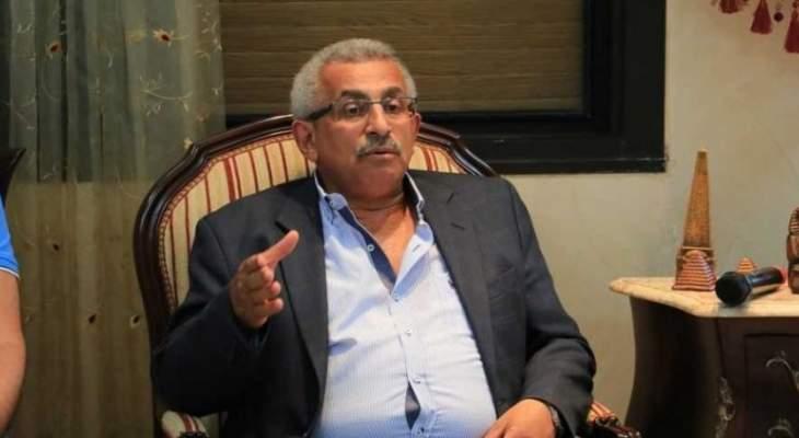 سعد استقبل وفداً من الجماعة الإسلامية للتهنئة بفوزه في الانتخابات