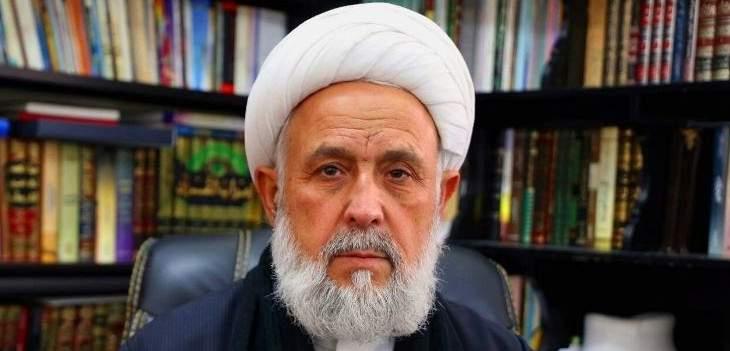 ياسين: إيران شريك اساسي للبنان وفلسطين وسوريا  في أي انتصار