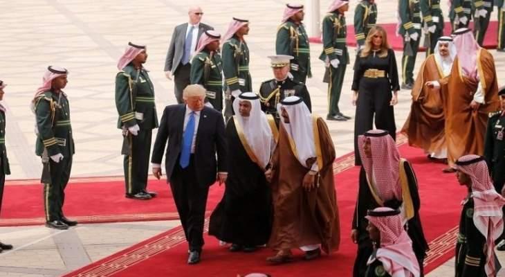 تايمز: ترامب ألغى زيارته لبريطانيا بسبب الإستقبال الفخم له في السعودية