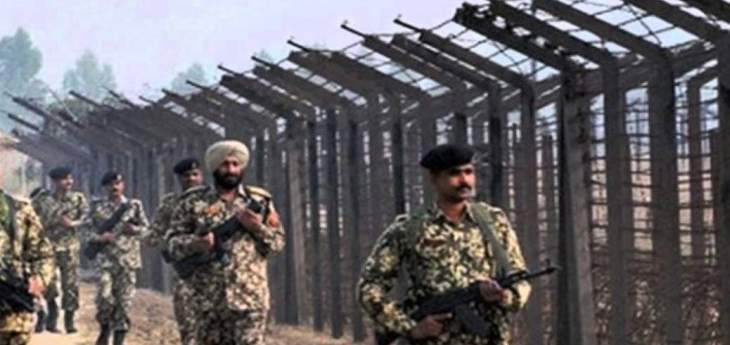مقتل وإصابة جنديين هنديين بنيران الجيش الباكستاني على حدود كشمير
