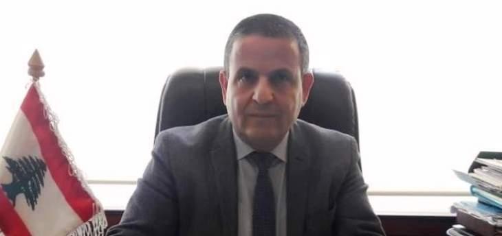 رئيس اتحاد بلديات دير الأحمر: حريق الخيم أمس كان محدودا ولدينا 6000 نازح بالمنطقة