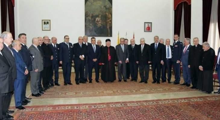 اللواء ابراهيم: لبنان هو النموذج لقيادة العالم في اتجاه حوار الحضارات