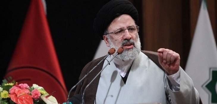 مسؤول ايراني: لاتفاوض أو استسلام فقط مقاومة