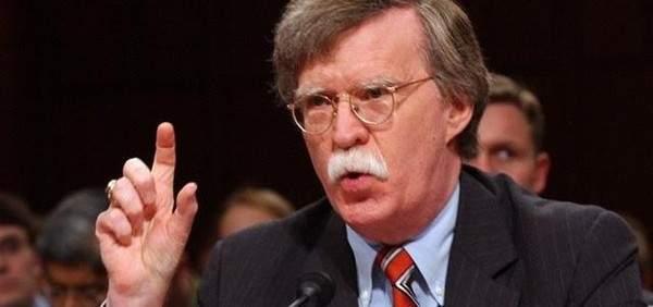 بولتون أعلن أنه سيرأس وفدا إلى تركيا لتنسيق الانسحاب الأميركي من سوريا