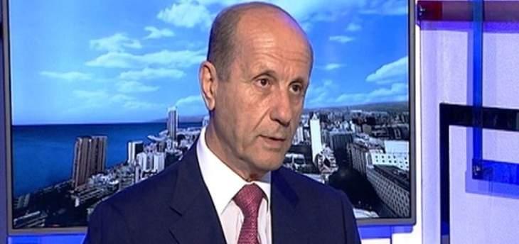 """شربل: لولا قوة المقاومة لكانت إسرائيل اجتاحت لبنان وترامب """"ما رح يخلي دولار"""" مع الخليج"""