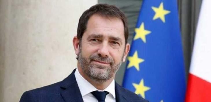وزير داخلية فرنسا أمر بتعزيز التواجد الأمني والرقابة على دور العبادة بالبلاد