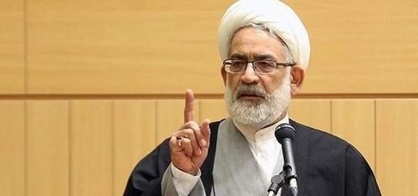مدعي عام ايران: العناصر المندسة المرتبطة بالخارج شكلت شبكات اخطبوطية لتحقيق ارباح طائلة