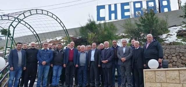 السفير التركي في لبنان زار منطقة العرقوب