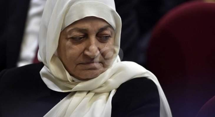 النشرة: بهية الحريري ستزور اسامة سعد صباح يوم غد في صيدا