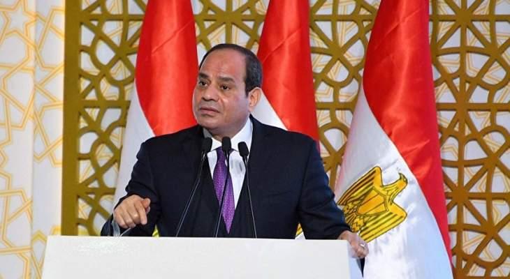 المتحدث باسم الرئاسة المصرية: مستمرون في دعم الجيش الليبي