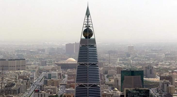 عاصفة غبارية تتجه نحو العاصمة السعودية