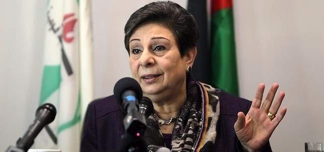 عشراوي: الانتخابات الاسرائيلية منافسة حول من يمكن أن يقمع الشعب الفلسطيني أكثر