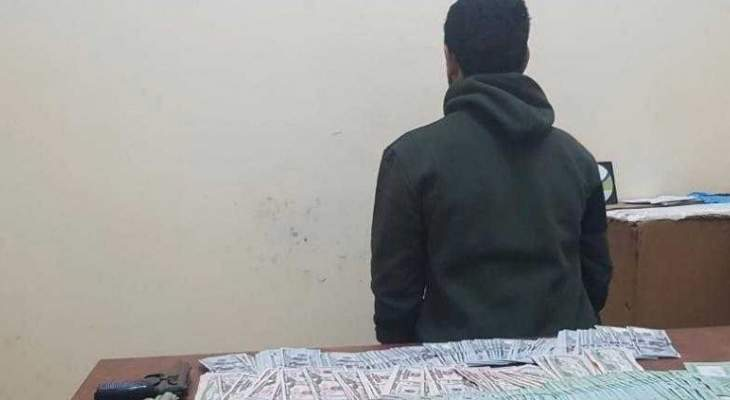 توقيف سارق أموال من داخل قصر عدل طرابلس قبل اكتشاف حصول السرقة