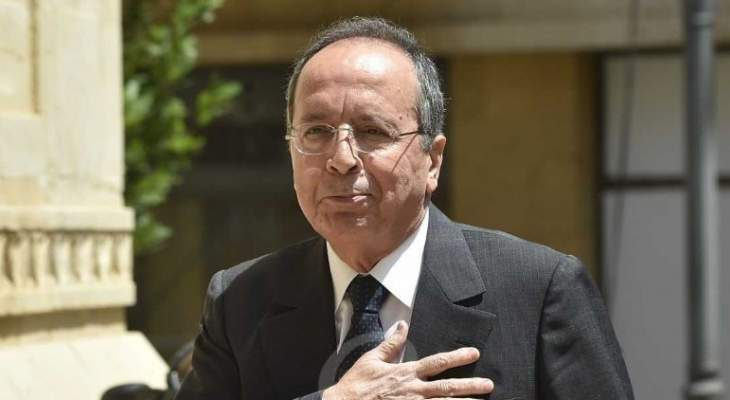 جميل السيد للحريري: تأخير الحكومة ضد مصلحتك