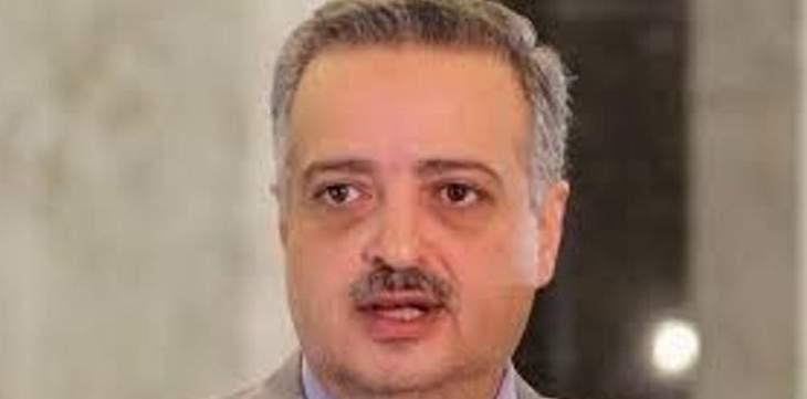 ارسلان: من غير المقبول أن يوزع كل من أراد الأراضي اللبنانية حسب المزاج الشخصي