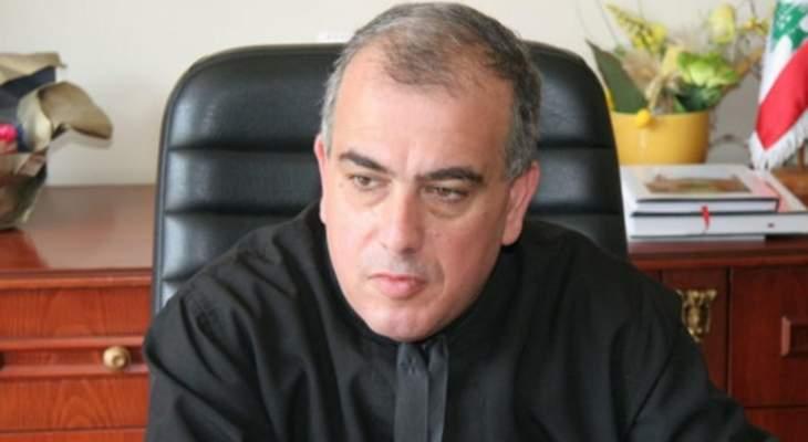 """الأب عبدو أبو كسم لـ""""النشرة"""": اجتماع بكركي للتشاور والأرجح لن يخرج بمقرّرات"""