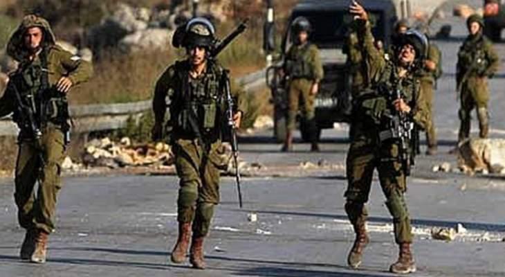 الجيش الاسرائيلي: اعتقال8 فلسطينيين في مناطق عدة بالضفة الغربية
