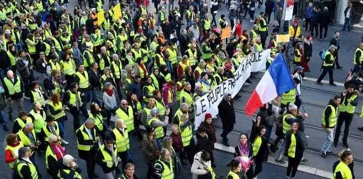 الشرطة الفرنسية: اعتقال 30 متظاهراً خلال الاحتجاجات في باريس