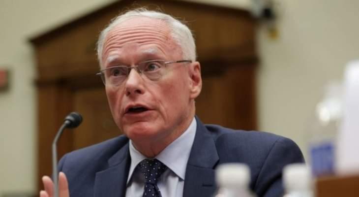مبعوث أميركا الخاص بشأن سوريا: ليس هناك جدول زمني لانسحاب قواتنا من سوريا