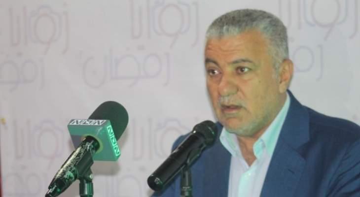 محمد نصرالله:لم يبق لدينا كشعوب عربية إلا المقاومة من أجل حماية حقوقنا
