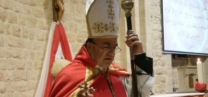 المطران رحمة: نطلب من الذين لم تمسهم يد الشر أن يتكاتفوا من اجل قيامة لبنان