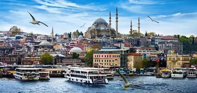الثقافة والسياحة التركية: ارتفاع عدد السياح الأجانب إلى 24 في المئة