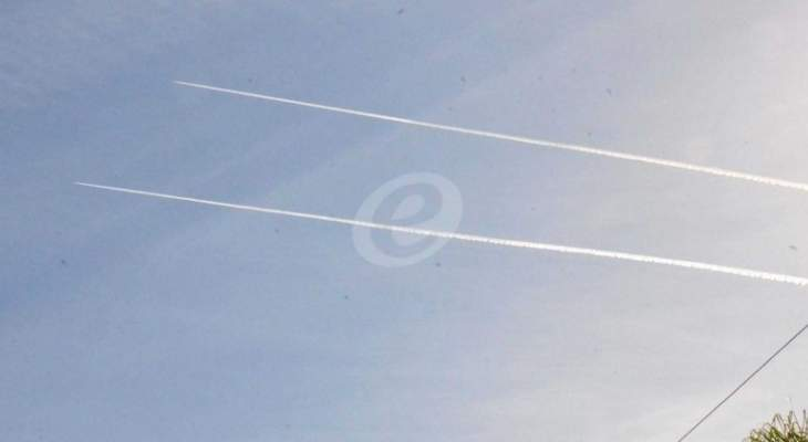 النشرة: تحليق للطيران الإسرائيلي فوق قرى مرجعيون والعرقوب ومرجعيون