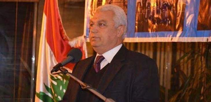 قمر الدين افتتح سوق زنود الست الأسبوعي في ساحة التل في طرابلس