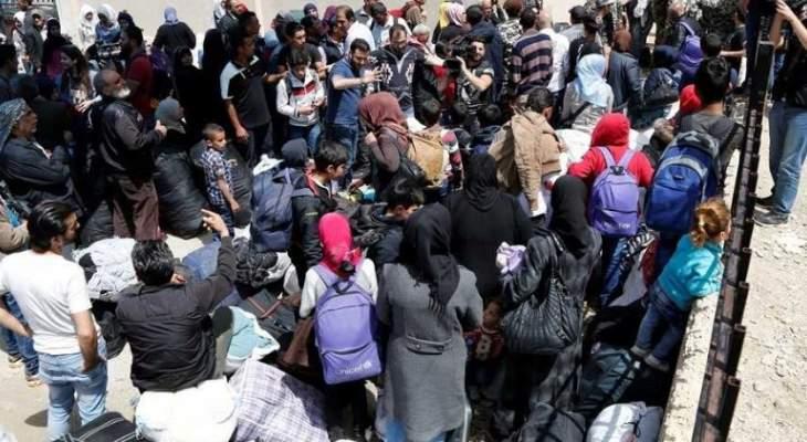 الأمن العام: تأمين عودة دفعة من النازحين السوريين الاثنين المقبل