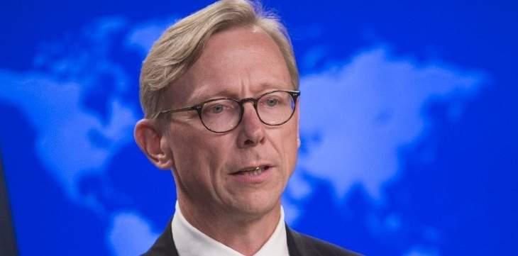 هوك: لا نخطط لشن حرب على إيران وتجاربها الصاروخية زادت من خطورة اندلاع النزاعات