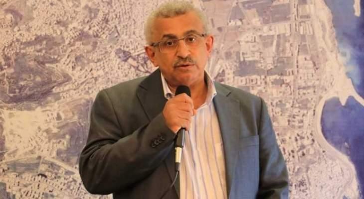 اسامة سعد: المشكلة الأساسية في صيدا تكمن في استئثار البعض بالقرار ورفضه الحوار
