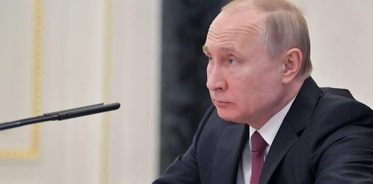 بوتين: العلاقات بين روسيا وأميركا متدهورة من أسوأ إلى أسوأ
