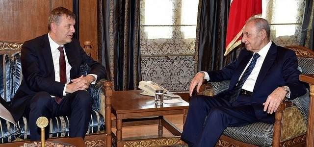 بري: المجلس النيابي ملتزم بما بدأه مع جلسة الثقة بالإصلاح ومكافحة الفساد