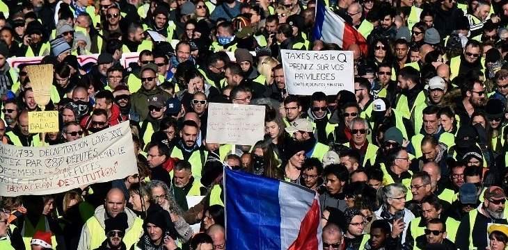 الخليج: تظاهرات باريس هي النسخة الأوروبية للربيع العربي