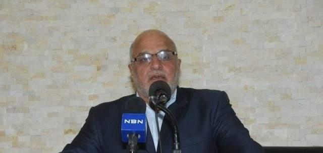 خليل حمدان: نحتاج الى جرعة إضافية من تحصين الوضع الداخلي
