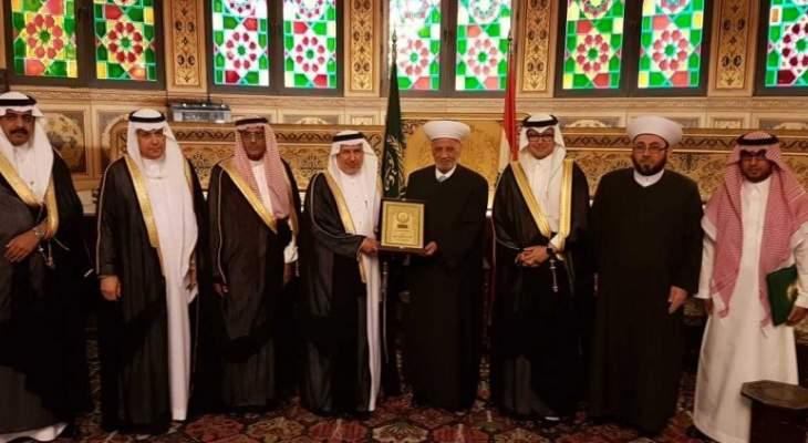 مستشار في الديوان الملكي السعودي: سندعم عودة لبنان لبنائه وتطوره