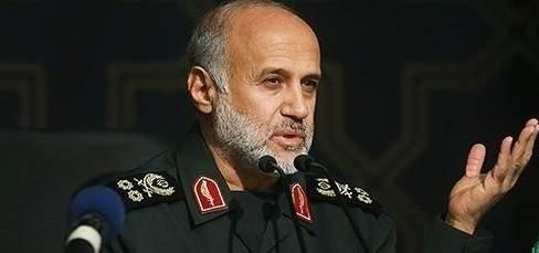 قائد بالحرس الثوري الإيراني: مستعدون للرد على المعتدين ومن يهدد شعبنا سيندم