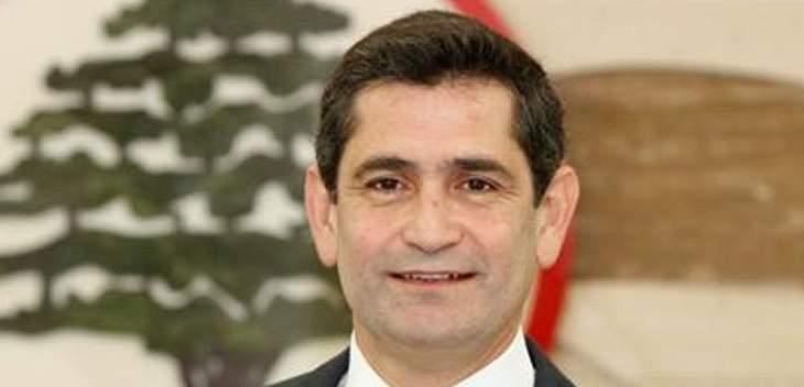 قيومجيان: نائب رئيس إتحاد بلديات جزين تكفل بتكاليف مركز سيزوبيل جزين