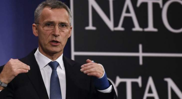 """ستولتنبرغ: مستقبل بعثة الـ""""الناتو"""" بأفغانستان تحدده الدول الأعضاء"""