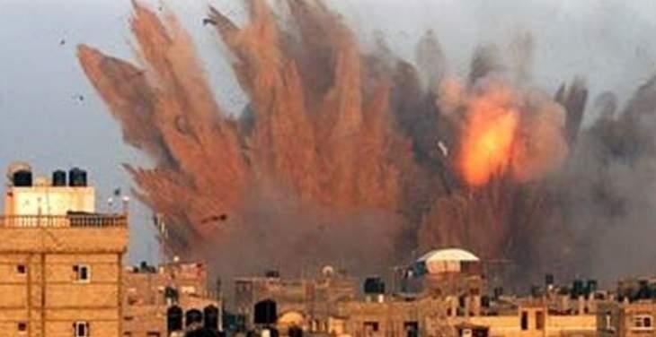 الصحة بصنعاء: ارتفاع عدد قتلى قصف التحالف على مدرسة للبنات بصنعاء إلى 13