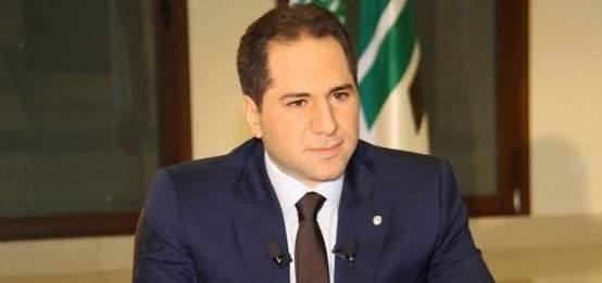"""سامي الجميل بعد سنة على عملية """"فجر الجرود"""": تحية للجيش رمز سيادة لبنان"""