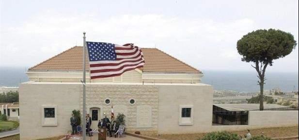 السفارة الاميركيّة في بيروت تطلب من مواطنيها الذين يزورون لبنان توخّي الحذر